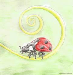 Ladybug by LeMuTaLisKFoU