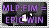 MLP: FiM Fan by WHLover