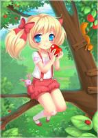 Sweet like you by VaLerka-Ru