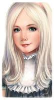 Girl portrait by VaLerka-Ru