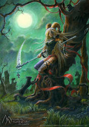 Earth warrior by VaLerka-Ru
