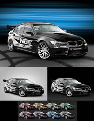 BMW M3 by Evgeny-R