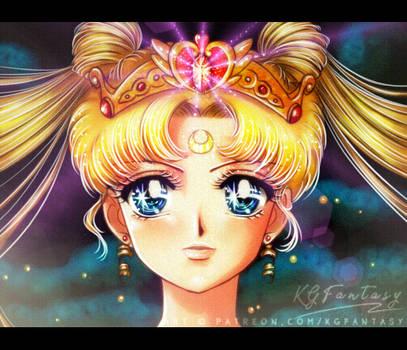 Neo Queen Serenity by kgfantasy
