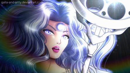 Commission: Luna by kgfantasy