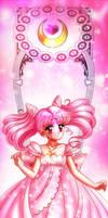 Sailor Royalty: Small Lady by kgfantasy
