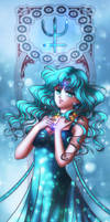Sailor Royalty: Princess Neptune by kgfantasy