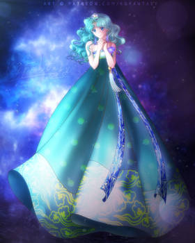 Neptune Princess of Chosun by kgfantasy