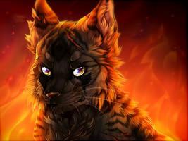 [Warrior Cats] Darkstripe by NeCroven