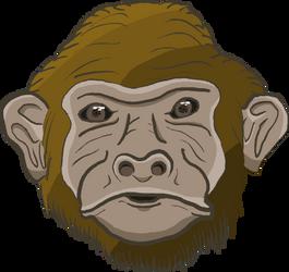 It's Probably an Ape by OniRocu