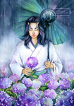 Spring rain by Manuela-M