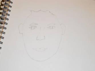 Full frontal Face profile by EbonyCrimsonRose