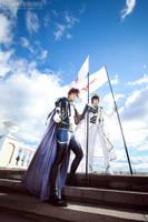 [Code Geass: Lelouch of the Rebellion] by Pugoffka-sama