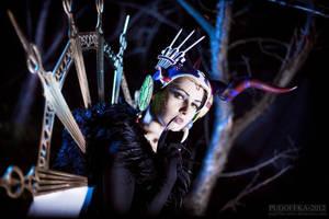 Sorceress Edea by Pugoffka-sama