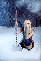 Astrid - How to Train Your Dragon by Pugoffka-sama