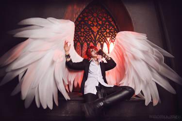 Michael - Angel Sanctuary by Pugoffka-sama