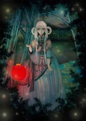Night Adventure by Rin54321
