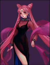 Black Lady by Rin54321
