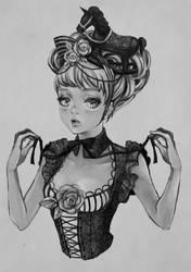 girl by Rin54321