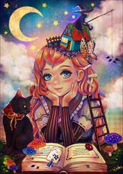 My fairytale. by Rin54321