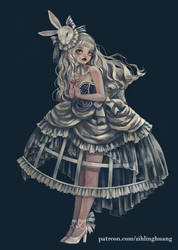 Crinoline by Rin54321