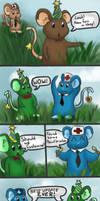 Transformice- April Fools [comic] by poloisindahouse