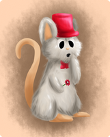 TFM~ Fluffy Rutabega! :3 by poloisindahouse