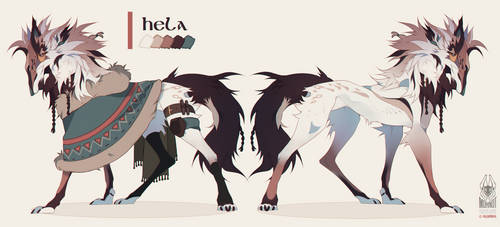 Adoptable Hela   closed by MOHNOT