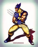 The Wolverine by nekokawai