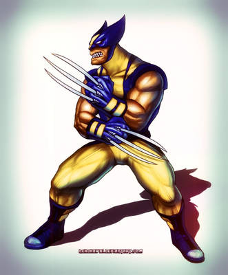 The Wolverine by nekokawai