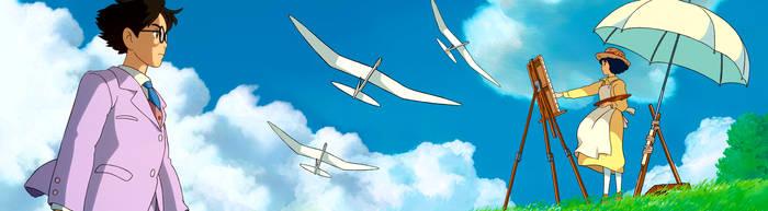 The Wind Rises by nekokawai