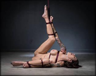 Rope Bondage by SorceressMorgana