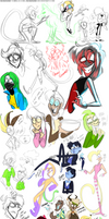 8292016 LiveStream Doots by KenDraw