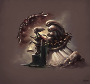The Judge by Mozmarto