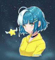 [OC] Ai Star by allreii