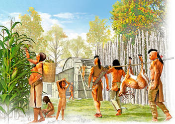 Iroqueses (Iroquais) by japa2
