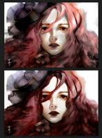 LadySweet~ by merillizaART
