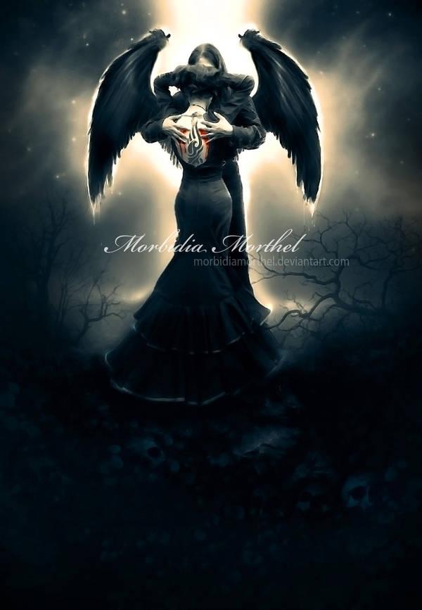 ...Redemption... by MorbidiaMorthel
