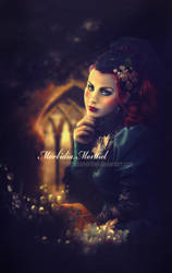 ...Victorian Autumn... by MorbidiaMorthel
