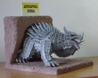 Anguirus 2006 by forktail