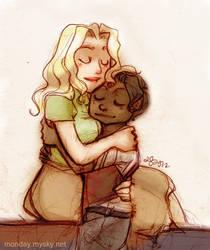 Hug by elleskinner