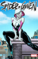 Spider Gwen by chavana
