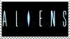 aliens stamp by otakulottie