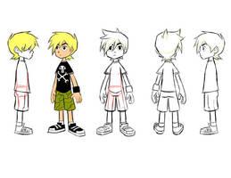Robo Brigade Kid by BobbyRubio