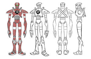 Robo Brigade 2 by BobbyRubio
