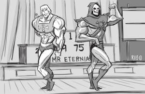 Mr. Eternia by BobbyRubio