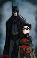 Bat Bros by BobbyRubio