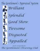 Gentlemen's Appraisal System by BobbyRubio