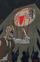 Your Friendly Neighborhood Spiderman by BobbyRubio
