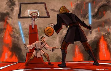 Don't Do It, Anakin by BobbyRubio