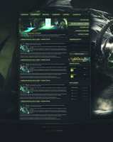 The Burning Crusade - Web Design [FOR SALE] by InsDev